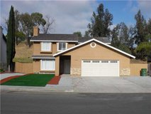 Special!!4br/2.5ba Big front and back yard with 2 car garage. Must see!.. close to All –schools,... in Vista, California