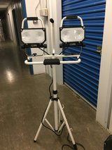 Smart Electrician Twin Work Light in Naperville, Illinois
