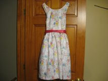 Girls Size 16 Beautiful Spring/Summer Dress in Bartlett, Illinois