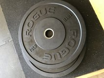 Rogue bumper plates for sale in Fort Rucker, Alabama