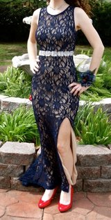 Jodi Kristopher Prom Dress size 3 in Fort Leonard Wood, Missouri