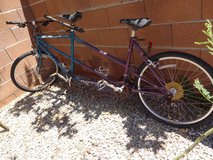 2 Person Bicycle Needs TLC in Alamogordo, New Mexico