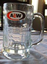 A&W Root Beer Mug in Okinawa, Japan