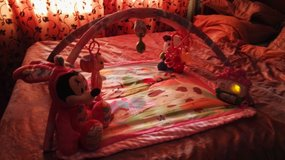 """""""DISNEY TOYS""""Baby play mat w/ light and music in Ramstein, Germany"""