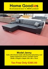 Home Goodies Sofa`s & More in Ramstein, Germany