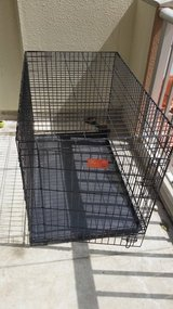 XL wire dog crate in Okinawa, Japan