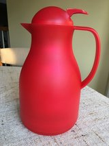 Red Carafe/Thermos in Fort Jackson, South Carolina