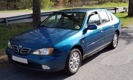 2002 Nissan Primera, already inspected! in Ramstein, Germany