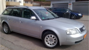 Audi A6 Wagon V6 AUTOMATIC, New tires, New TÜV, New Service, Low miles!! in Ramstein, Germany
