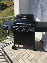 Propane BBQ in Ramstein, Germany