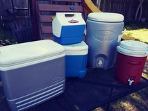 Coolers in Kingwood, Texas
