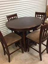 Pub Table and 4 Chairs in Vacaville, California