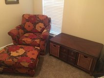 Coffee Table and Oversized Chair w/ Ottoman COMBO in Byron, Georgia