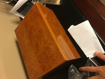 Humidor wood Burl in Fort Campbell, Kentucky