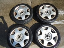 "Volkswagen Beetle - Set of 4 Factory Alloy Wheels - 16"" size in Warner Robins, Georgia"