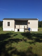 Trailer for rent in DeRidder, Louisiana