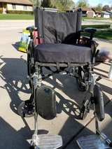 Wheelchair in Lockport, Illinois