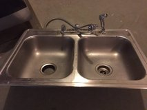 Kitchen sink in Fort Campbell, Kentucky