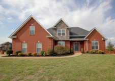Stunning 4 Bedroom Brick Home with 3 Car Garage in Fort Campbell, Kentucky