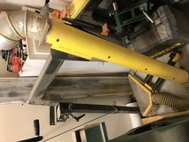 Excalibur overarm dust collector / blade guard in Naperville, Illinois