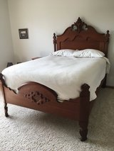Vintage Bed in Naperville, Illinois