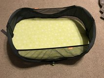 Brica fold and go travel bassinet in Conroe, Texas