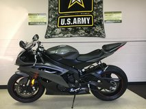2013 YAMAHA YZF-6R 4-Cyl, 599cc in Fort Campbell, Kentucky