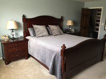 Restoration Hardware Bed in Naperville, Illinois
