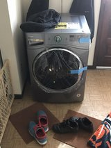whirlpool front load washer. in Naperville, Illinois
