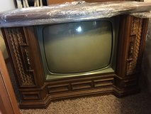 "Zenith vintage 23"" color TV console in Naperville, Illinois"