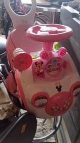 Minnie Mouse Toddler Car in 29 Palms, California