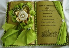 30th   Wedding Anniversary - Handmade books for any event in Grafenwoehr, GE