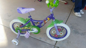 Tinkerbell Huffy Girls Bike in Yucca Valley, California