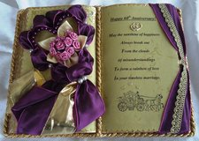 60th   Wedding Anniversary - Handmade books for any event in Grafenwoehr, GE