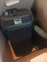 fish tank canister filter Fluval 405 in Lockport, Illinois