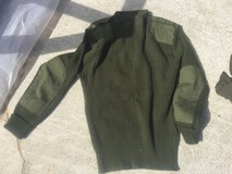 Wooly Pully, marine sweater warming layer in San Diego, California