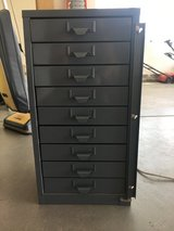 Parts Cabinet in Naperville, Illinois