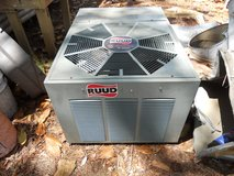 ruud spit system ac and furnace in Beaufort, South Carolina
