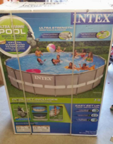 Brand new Intex 20ft Pool in Travis AFB, California