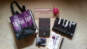 Younique Convention themed items in Naperville, Illinois