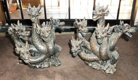 2 Fantasy Dragons Incense Burners in Alamogordo, New Mexico