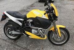 Buell X1 Lightning in Fort Meade, Maryland