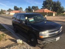 2005 4x4 Tahoe Police Special in Fort Irwin, California