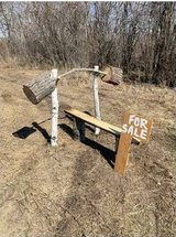 HOMEMADE GYM in Perry, Georgia