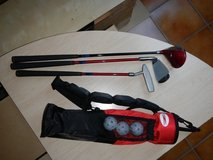 Golf Clubs with Bag for Little Golfer in Ramstein, Germany
