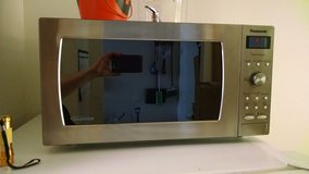 Panasonic 1200vt microwave $35 OBO in Fort Carson, Colorado