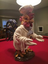 Ceramic Roosters in Naperville, Illinois