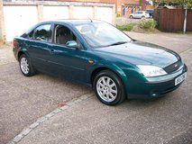 53 Plate Ford Mondeo 2ltr injection zetec in Lakenheath, UK