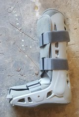 cushioned therapy boot in Kingwood, Texas