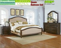 FINAL DAY! WEEKLY SPECIALS - Dream Rooms Furniture! in Bellaire, Texas